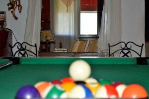 hotel con encanto cerca de sierra nevada y granada salon billar
