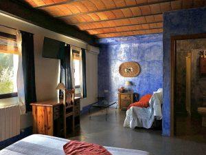 hotel cerca de granada con encanto habitaciones dobles 1