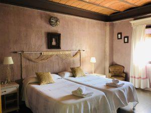 hotel cerca de granada con encanto habitaciones dobles 4