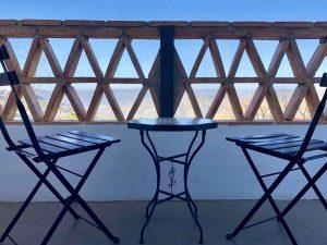 hotel cerca de granada con encanto y terraza 8