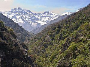 rutas de senderismo en sierra nevada cerca de granada vereda de la estrella